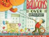 SCAMPERING with Balloons Over Broadway