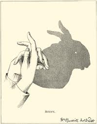 how to make easy shadow puppets