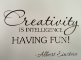 Intelligence Having Fun