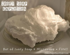 ivory soap explosion