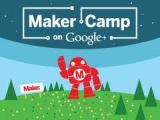 It's virtual! It's free! It's Maker Camp!