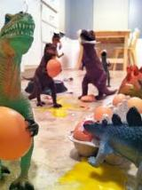 Dinovember: When Plastic Dinosaurs Come to Life
