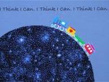 I Think I Can, I Think I Can….Be Creative