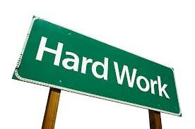 hardworksign