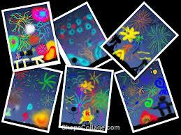 fireworksdrawings
