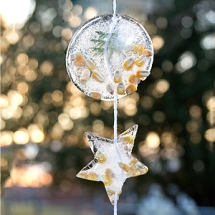 Ice Ornaments