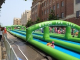 SCAMPER Slide the City
