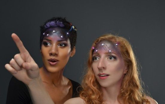 adafruit_flora_gemma_space_face_galaxy_makeup