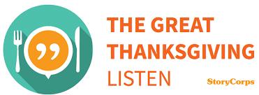 ThanksgivingListen