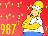Creative Math Meets the Simpsons