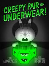 Creepy Pair of Underwear and other Halloween Fun